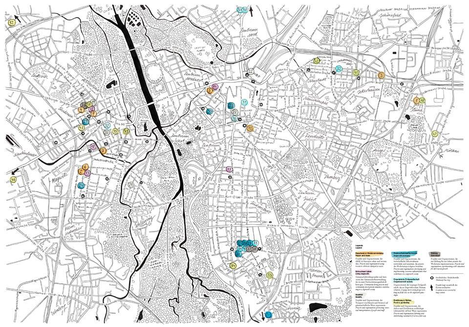Stadtplan Vorschau